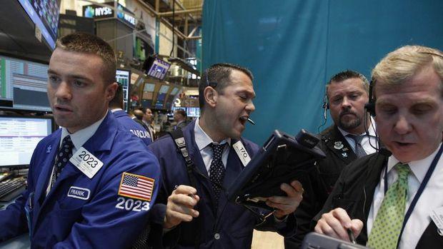 ABD vadelileri Fed teşvikine ilişkin anlaşmazlıkla geriledi