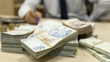 Brüt borç stoku 1,9 trilyon TL'ye çıktı