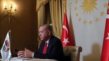 Erdoğan: Türkiye adil bir küresel ekonomik büyümeden ve refah paylaşımından yanadır
