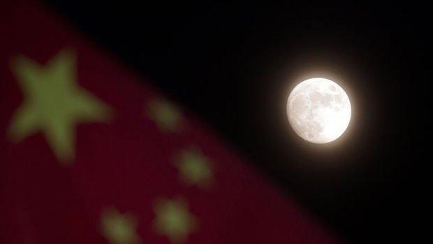 Çin Ay'dan parça toplayan 3. ülke olacak
