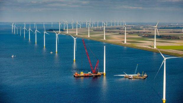 9 ayda enerji yatırımlarının tamamını yenilenebilir oluşturdu