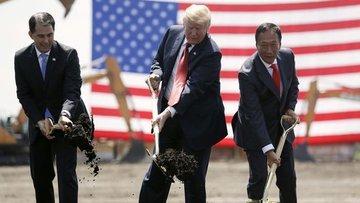 Trump 'Amerika'da üret' rüyasına giderayak kavuşuyor