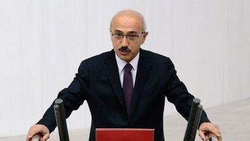 Bakan Elvan Adalet Bakanı Gül ile bir araya geldi