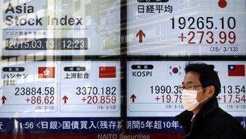 Asya hisselerinde Dow Jones morali