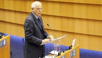 AB/Borrell: Türkiye ile ilişkilerde kritik döneme girildi