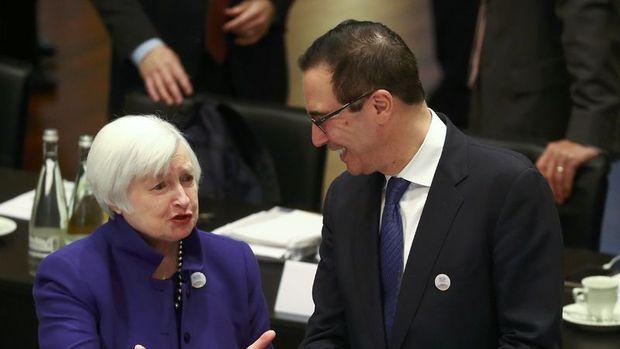 Mnuchin Yellen'ın 455 milyar dolarlık desteğe erişimini zorlaştıracak