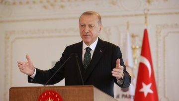 Cumhurbaşkanı Erdoğan'dan 'varlık barışı' çağrısı