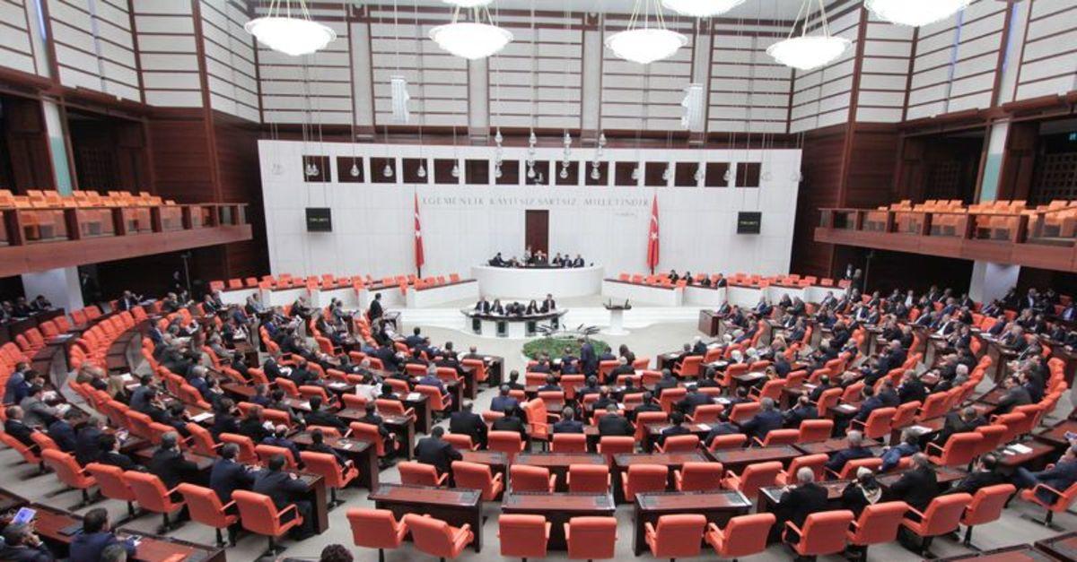 Enerji alanında düzenlemeler içeren kanun teklifi TBMM'de kabul edildi