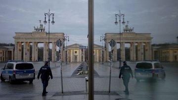 Almanya'daki Kovid-19 kısıtlamaları 20 Aralık'a kadar uza...