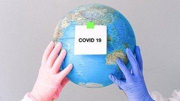 Küresel çapta yaklaşık 1.5 milyon kişi koronavirüsten hay...