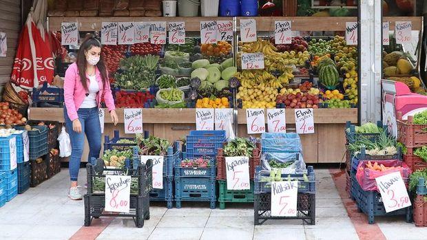 TÜRK-İŞ: Kasım'da yıllık gıda enflasyonu %19,68