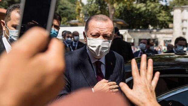 Erdoğan: Kanal İstanbul'a talep artıyor