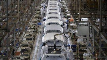 Çin'de resmi imalat PMI 3 yılın zirvesinde