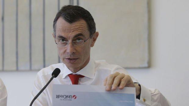 UniCredit'in CEO'su Mustier görevinden ayrılıyor