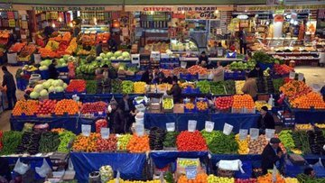 İstanbul'da Kasım'da aylık enflasyon yüzde 1,94