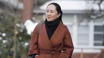 ABD Huawei'nin Kanada'da tutuklu CFO'su için çözüm arıyor