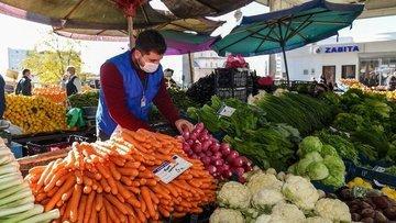 TCMB: Enflasyondaki yükselişin sürükleyicisi gıda ve teme...