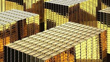 Altın kayıp serisini kırsa da yatırım fonlarından çıkış d...