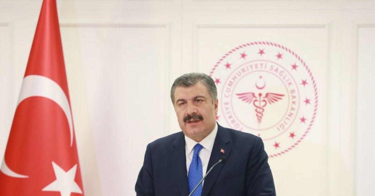 32 bin 736 kişinin Kovid-19 testi pozitif çıktı, 193 kişi hayatını kaybetti