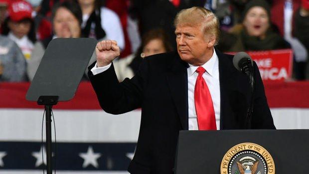 Trump'tan seçmene Kongre seçimi için destek çağrısı