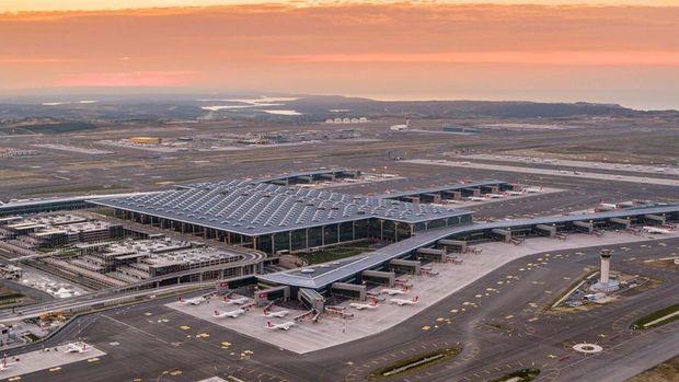 İstanbul Havalimanı Avrupa'da en çok seferin yapıldığı havalimanı
