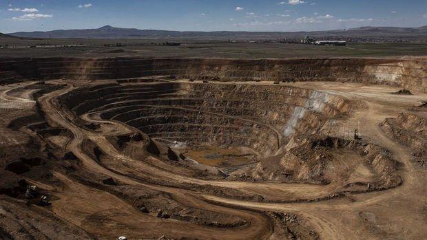 Söğüt altın madeninde rezerv yükseldi