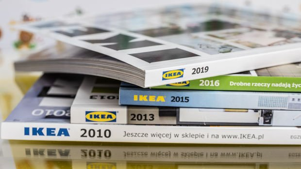 IKEA katalogları bir devri kapatıyor