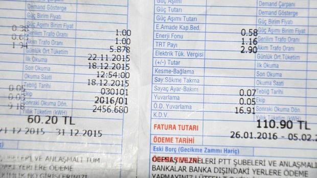 EPDK: Elektrik faturalarındaki ağırlama giderleri haberleri yanıltıcı