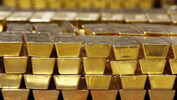 HSBC altın fiyat tahminini düşürdü