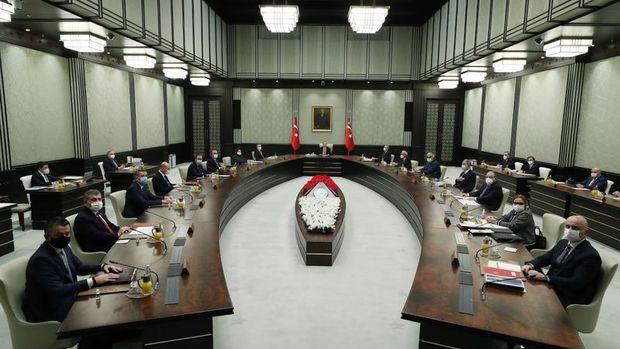 Kabine toplantısında 2 önemli başlık ele alınacak