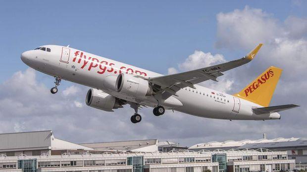 Pegasus'un yolcu sayısı Kasım'da %47 geriledi