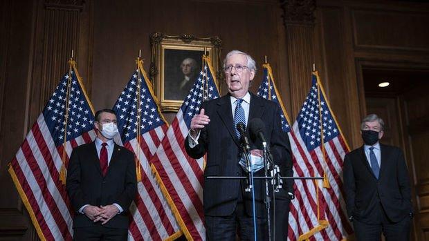 ABD Senatosu Çoğunluk Lideri McConnell, Biden'ın zaferini kabul etti