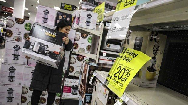 ABD'de perakende satışlar 2. ayda da düştü