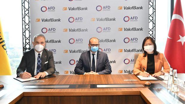 Vakıfbank'a 200 milyon euroluk 'yeşil konut' kredisi