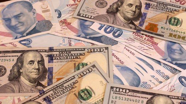 Dolar/TL 100 günlük ortalamasına çekildi