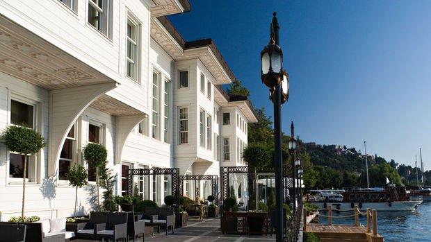 Les Ottomans oteli Akbank'ın oldu