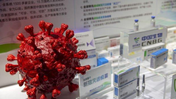 Çin Temmuz ayından itibaren 1 milyon kişiyi aşıladığını açıkladı