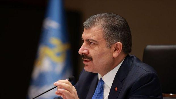 Koca: Dört ülkeden Türkiye'ye uçuşlar geçici olarak durduruldu