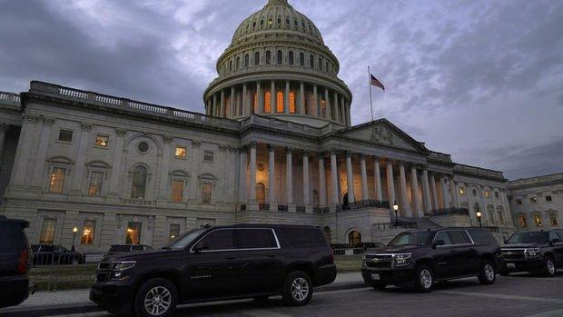 ABD Senatosu Kovid-19 destek paketini onayladı