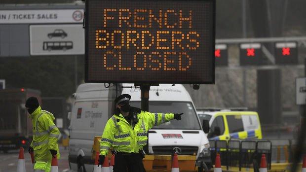 Fransa İngiltere'den yolcuların gelişine izin verecek