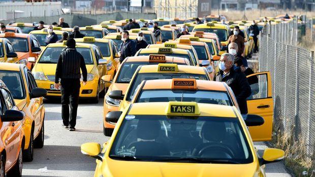 İstanbul'da taksi, minibüs, dolmuş ücretlerine zam geldi