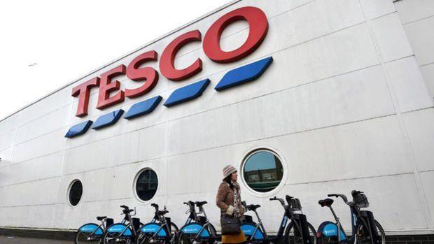 Tesco bazı ürünlerin satışını sınırladı