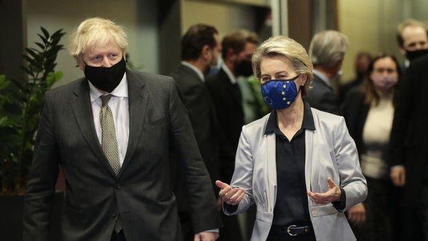 Brexit'te taraflar taslak metinde anlaştı