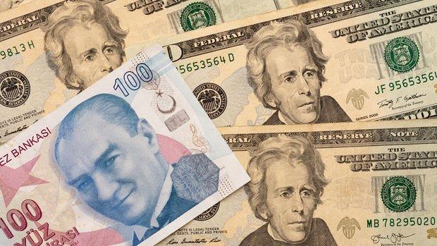 Dolar/TL faiz artırımının ardından düşüşte