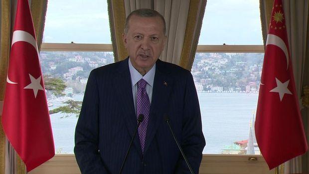 Erdoğan: Kilogram başına 1,3 dolarlık ihracat bize yakışmıyor