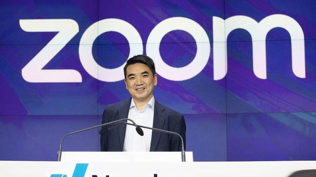 Pandemi Zoom'un CEO'sunu en zenginler listesine soktu