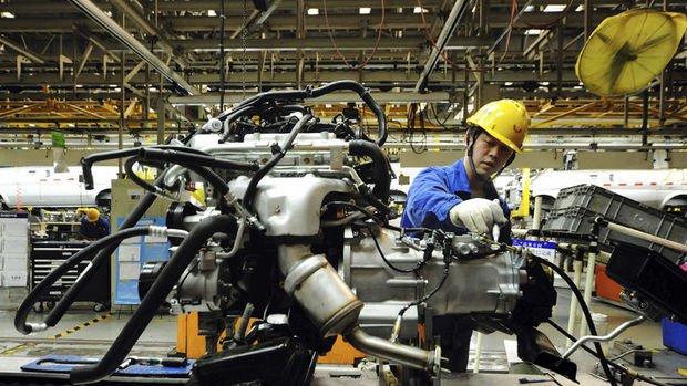 Çin'de PMI verisi toparlanmada ivme kaybını işaret ediyor