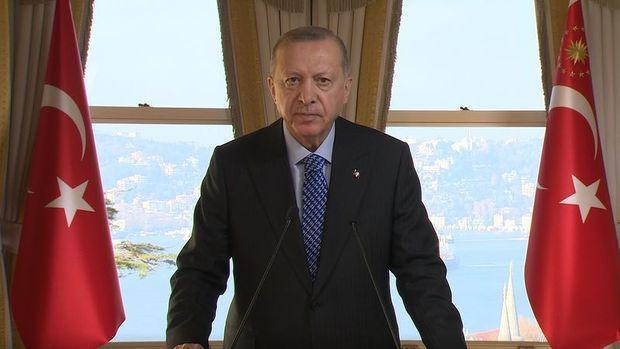Erdoğan: Yeni yılda reform programını sunacağız