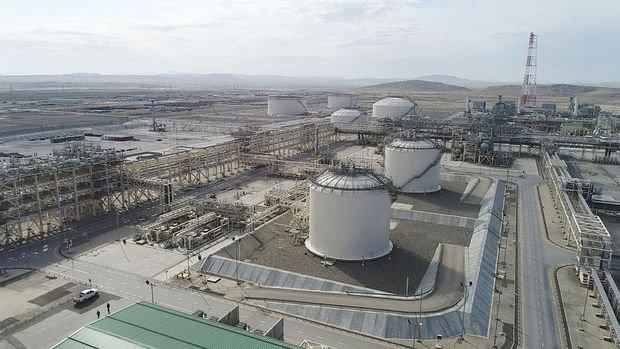 Azeri gazı Avrupa'ya ulaştı