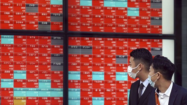 2020'de salgını en ağır gelişen piyasalar hissetti